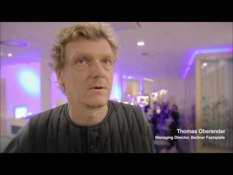 Thomas Oberender speaks about Avant Première Music + Media Market Berlin