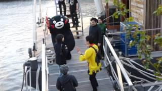 2017/4/7キャナルフェス「がんばろう熊本!熊本復興支援物産展」の応援...