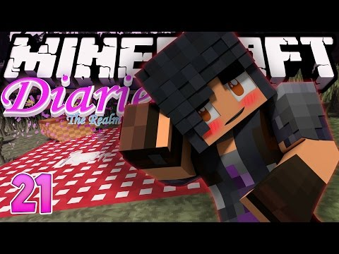 Aaron & Aphmau's Relationship | Minecraft Diaries [Season 3 Ep.21]