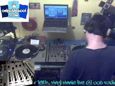 Vinyl Vinnie @ OOS Radio Episode 073