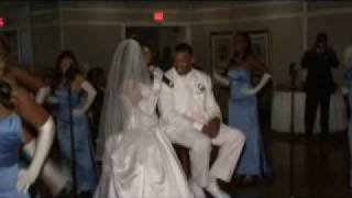 Bride Surprises Groom - Dream Girls!