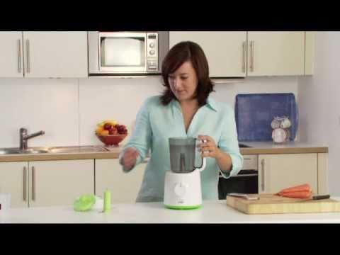 Philips AVENT Combined Steamer & Blender