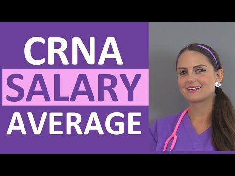 Nurse Anesthetist Salary | CRNA Salary Averages, Hourly Pay