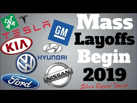 Economic Collapse News - Mass Layoffs Begin In The Auto Industry 2019 Mp3