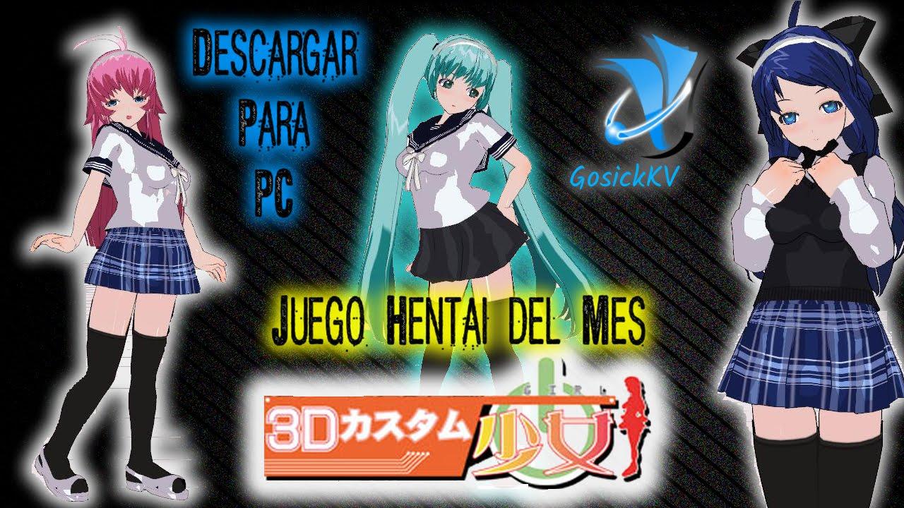 3D Girl Juego Porno Descargar descargar 3d custom girl para pc full +18