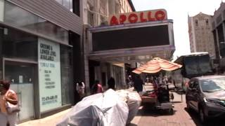 Billy Joel Location Tour 2016: The Apollo Theater in Harlem, NY