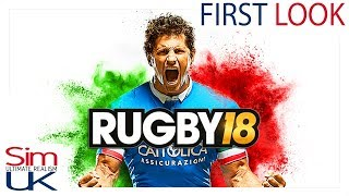 Any Good? Rugby 18 Review by Sim UK (PC)