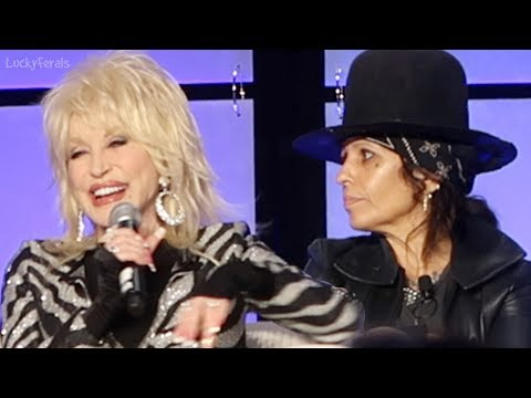 Dolly Parton And Linda Perry Talk About Upcoming Jennifer Aniston Dumplin' Film Collaboration Mp3