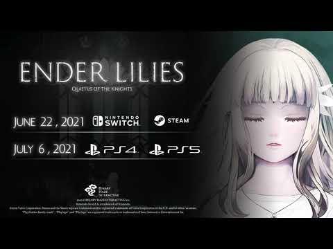 ENDERLILIES - Announcement Trailer