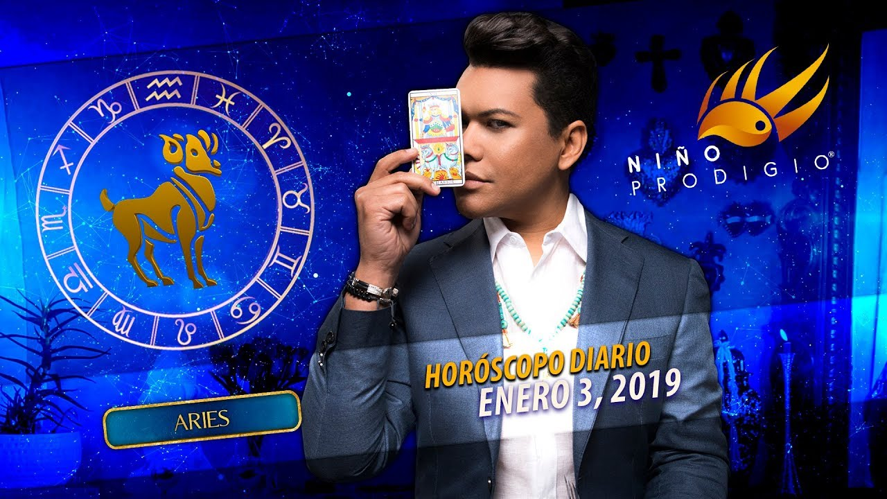 Horóscopo Diario De Aries Enero 3 2019 Youtube