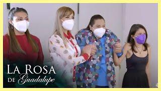 La Rosa de Guadalupe: Mitzy logra expandir su negocio   Las nenis: mujeres emprendedoras