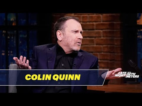 Colin Quinn Has Advice for Democrats Taking On Trump in 2020