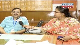 Preparation On Full Swing For Cyclone Fani: Balasore Collector