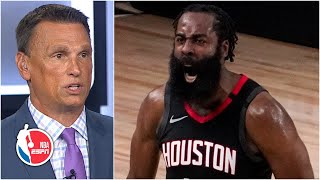 Breaking down James Harden's perfect defense in the final seconds of Game 7 | SC with SVP