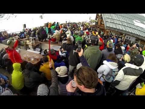 Val Thorens 2014 With Après-ski At La Folie Deuce