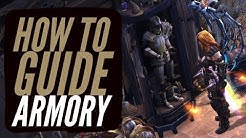 Diablo 3 - Armory How To Guide