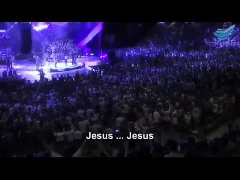 Jesus Be The Center Of My Heart (Israel Hougton) @ City Harvest Church