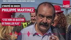 Philippe Martinez : 'il faut un accord national sur le télétravail'