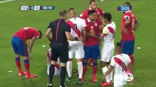 Perú vs Chile Partido Completo (Clasificatorias Rusia 2018)
