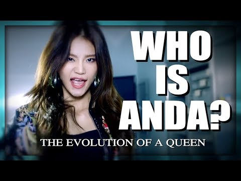 WHO IS ANDA 안다? - AN INSPIRING EVOLUTION