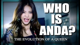 WHO IS ANDA (안다)? - AN INSPIRING EVOLUTION
