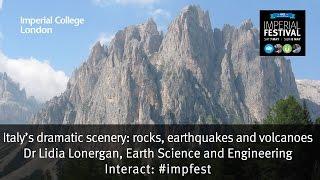 Italy's dramatic scenery: rocks, earthquakes and volcanoes