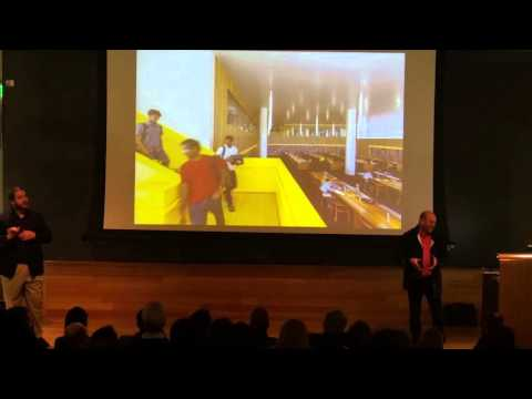 """Craig Dykers: """"Architectural Viewpoint and Work"""" - Part 2"""
