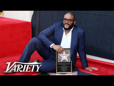 Sherry Mackey - Congratulations Tyler Perry Got A Star On the Hollywood Walk of Fame
