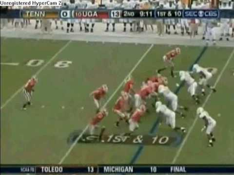 Knowshon Moreno 2008 Highlights-Football-Best RB in NCAA!