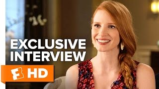 Movies That Matter: 'The Zookeeper's Wife' - Jessica Chastain Interview