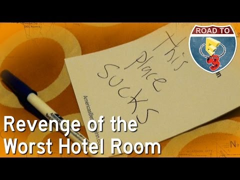Revenge of the Worst Hotel - Road to E3