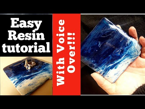 Diy:Resin tutorial for beginners