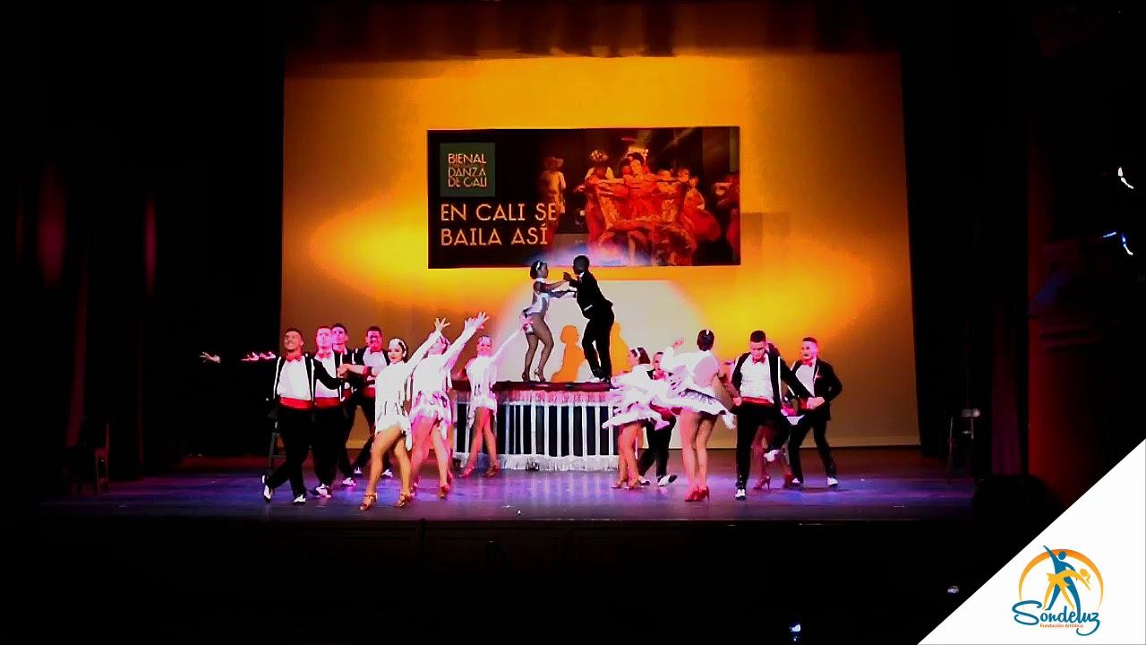 Sondeluz, Primer Lugar Bienal de Danza 2019