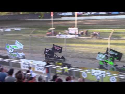 Deming Speedway, WA - Micro 600R Heat Race ('Tank' Chorney) - May 19, 2019