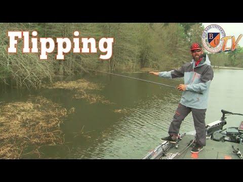 Flipping Grass Mats For Giant Bass - Iaconelli