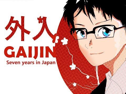 Gaijin Novel-Seven years in Japan