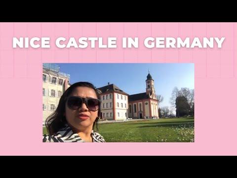 Nice Castle In Germany