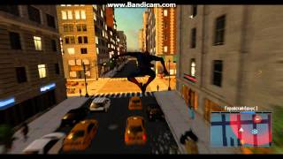 новый человек паук 2 свободная игра 2часть
