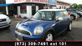 2007 Mini Cooper - Ash Auto Sales - Hillside, NJ 07205