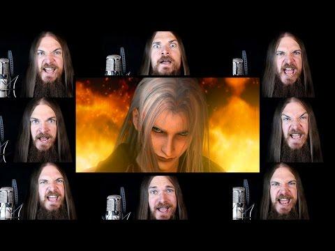 Final Fantasy VII - One Winged Angel Acapella