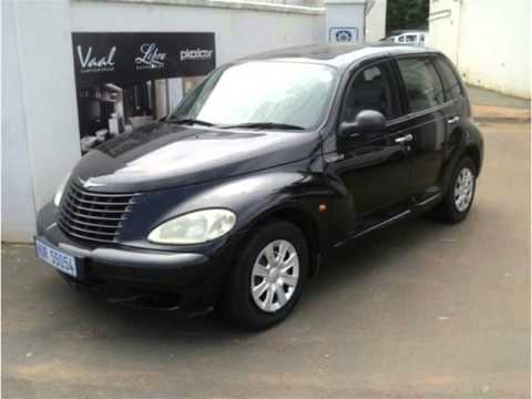 2004 CHRYSLER PT CRUISER Auto For Sale On Auto Trader South Africa