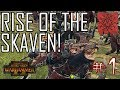 RISE OF THE SKAVEN! - Clan Mors #1 Total War: Warhammer 2 Campaign Very Hard