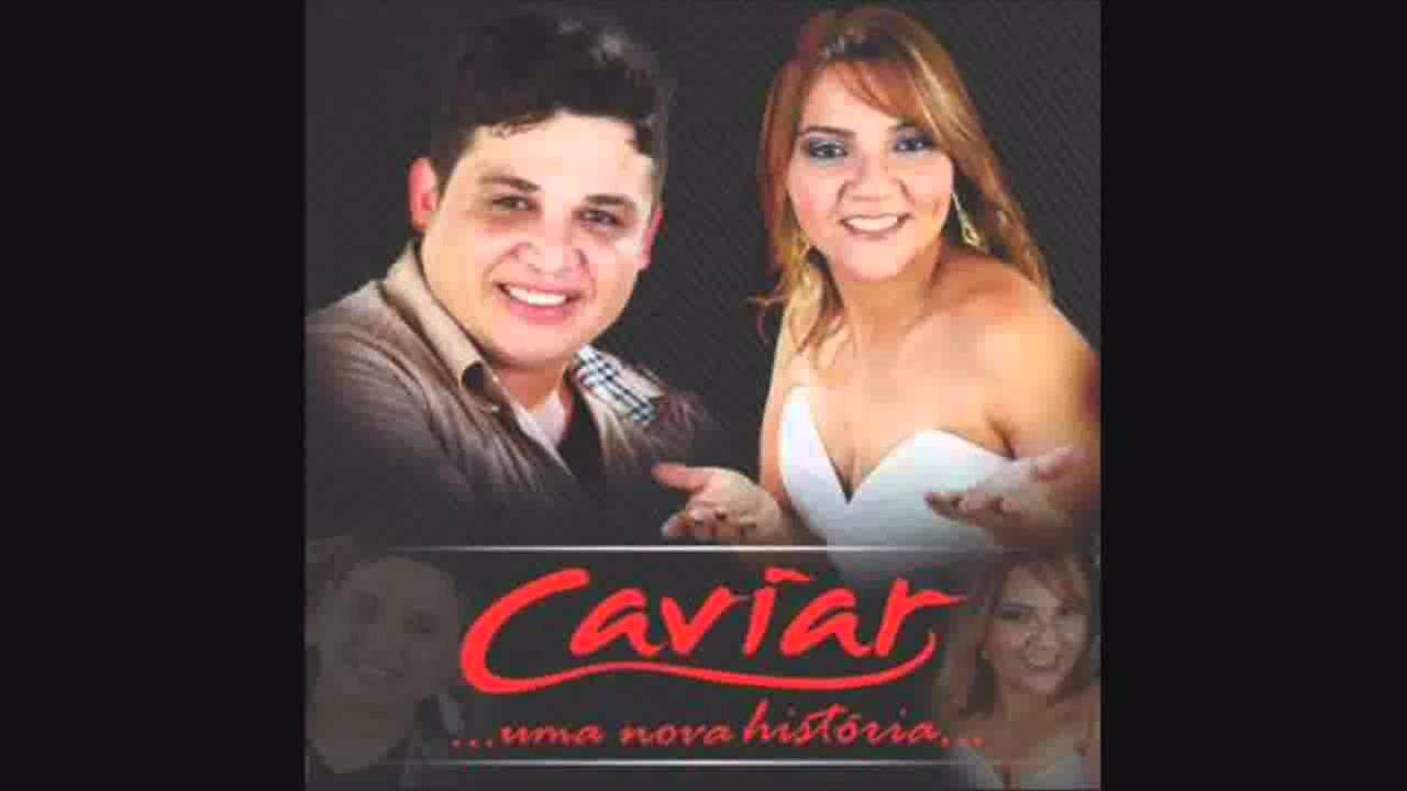 caviar com rapadura zum zum zum