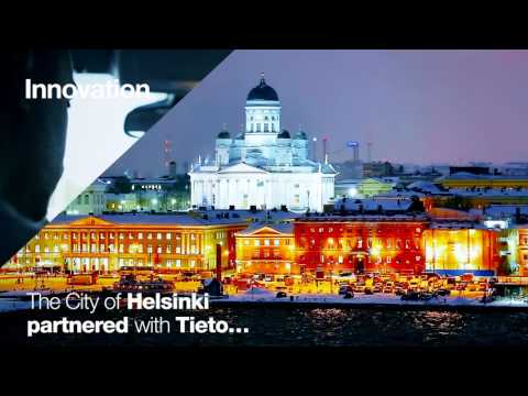 The City of Helsinki is piloting solutions for more real-time traffic planning with Tieto