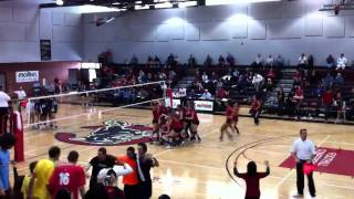 Pierce College vs. Cypress College Volleyball State Championship Thumbnail