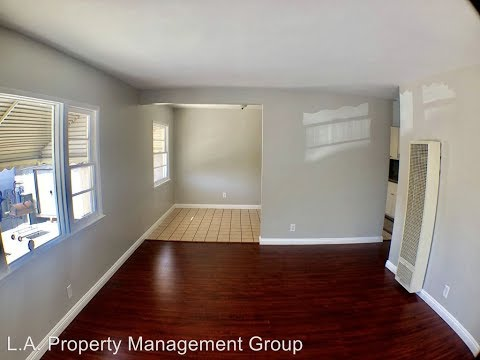 Los Angeles Homes for Rent 3BR/2BA by Los Angeles Property Managers