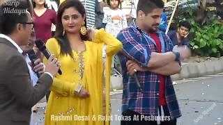 Rashmi Desai & Rajat Tokas - Tapasya Uttaran _ Candra Gupta Maurya - Candra Nandini