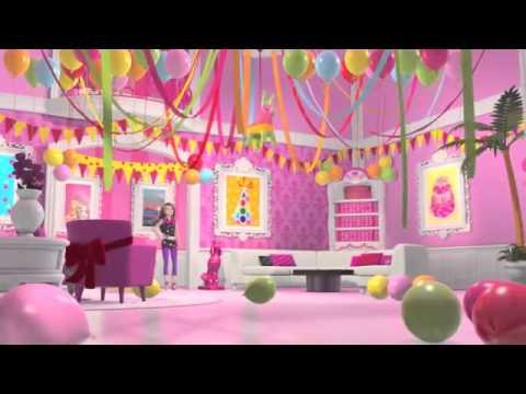 boldog szülinapot barbi Barbie   Élet az Álomházban 2. epizód   Boldog szülinapot, Chelsea  boldog szülinapot barbi