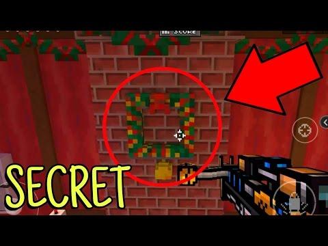 6 Secret Locations in Pixel Gun 3D [11.2.3]