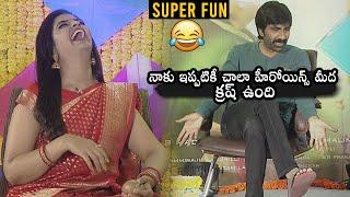 Ravi Teja SUPER Fun At KRACK Movie Team Interview | Gopichand Malineni | Daily Culture